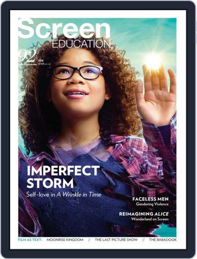 Screen Education (Digital) December 1st, 2018 Issue Cover