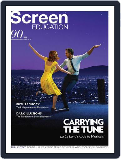 Screen Education (Digital) June 1st, 2018 Issue Cover