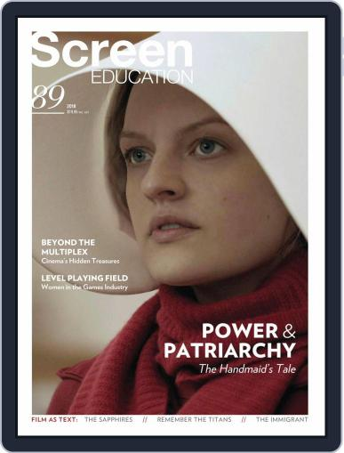 Screen Education (Digital) March 1st, 2018 Issue Cover