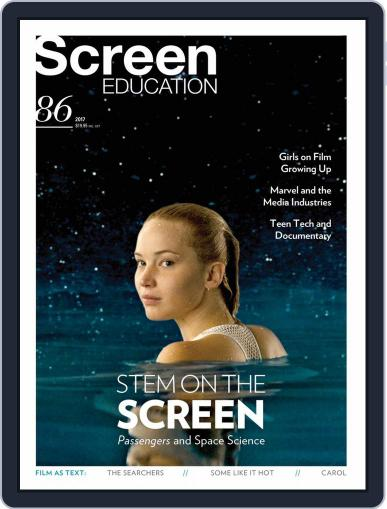 Screen Education (Digital) April 1st, 2017 Issue Cover