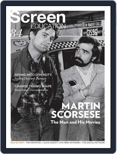 Screen Education (Digital) January 1st, 2017 Issue Cover