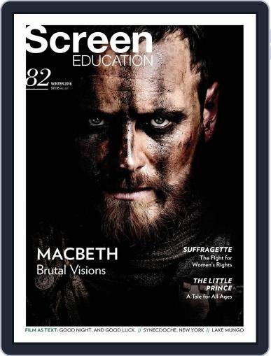 Screen Education (Digital) June 19th, 2016 Issue Cover