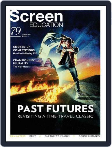 Screen Education September 7th, 2015 Digital Back Issue Cover