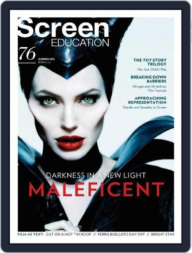 Screen Education December 7th, 2014 Digital Back Issue Cover