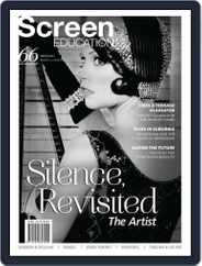 Screen Education (Digital) Subscription August 1st, 2012 Issue