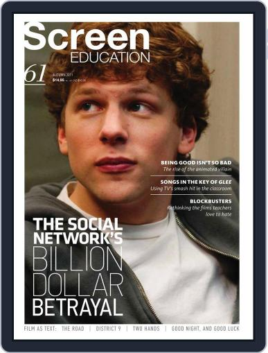 Screen Education (Digital) October 21st, 2011 Issue Cover