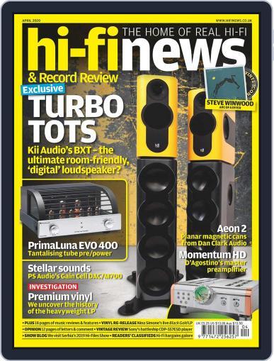 Hi Fi News (Digital) April 1st, 2020 Issue Cover