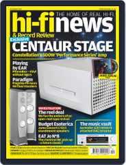 Hi Fi News (Digital) Subscription December 1st, 2019 Issue