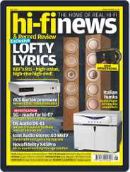 Hi Fi News (Digital) Subscription May 1st, 2019 Issue