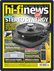 Hi Fi News (Digital) Subscription March 1st, 2019 Issue