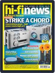 Hi Fi News (Digital) Subscription February 1st, 2019 Issue