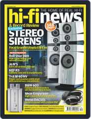 Hi Fi News (Digital) Subscription December 1st, 2018 Issue