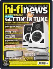 Hi Fi News (Digital) Subscription November 1st, 2018 Issue