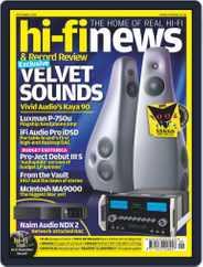 Hi Fi News (Digital) Subscription September 1st, 2018 Issue
