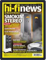 Hi Fi News (Digital) Subscription July 1st, 2018 Issue