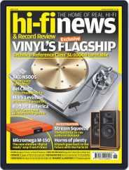 Hi Fi News (Digital) Subscription June 1st, 2018 Issue