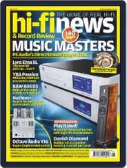 Hi Fi News (Digital) Subscription May 1st, 2018 Issue