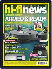 Hi Fi News (Digital) Subscription April 1st, 2018 Issue
