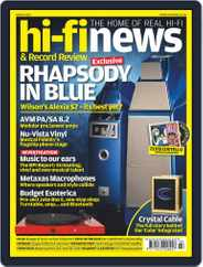Hi Fi News (Digital) Subscription March 1st, 2018 Issue