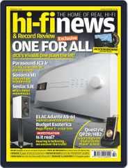Hi Fi News (Digital) Subscription February 1st, 2018 Issue