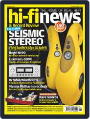Hi Fi News (Digital) Subscription January 1st, 2018 Issue