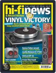 Hi Fi News (Digital) Subscription October 1st, 2017 Issue