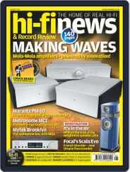 Hi Fi News (Digital) Subscription August 1st, 2017 Issue