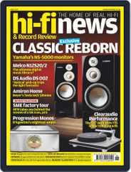 Hi Fi News (Digital) Subscription June 1st, 2017 Issue