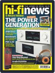Hi Fi News (Digital) Subscription May 1st, 2017 Issue