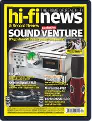 Hi Fi News (Digital) Subscription April 1st, 2017 Issue