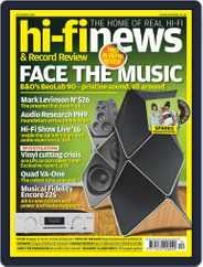 Hi Fi News (Digital) Subscription December 1st, 2016 Issue