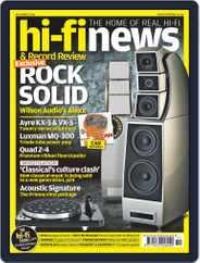 Hi Fi News (Digital) Subscription November 1st, 2016 Issue