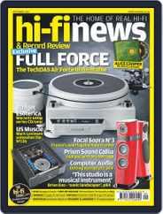 Hi Fi News (Digital) Subscription July 29th, 2016 Issue