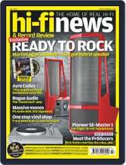 Hi Fi News (Digital) Subscription June 3rd, 2016 Issue