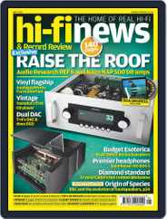 Hi Fi News (Digital) Subscription April 8th, 2016 Issue