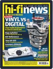 Hi Fi News (Digital) Subscription April 1st, 2016 Issue