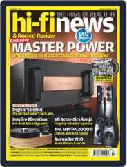 Hi Fi News (Digital) Subscription January 15th, 2016 Issue