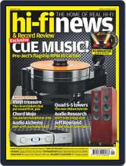 Hi Fi News (Digital) Subscription December 11th, 2015 Issue