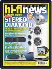 Hi Fi News (Digital) Subscription November 12th, 2015 Issue