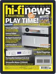 Hi Fi News (Digital) Subscription September 18th, 2015 Issue