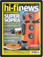 Hi Fi News (Digital) Subscription September 1st, 2015 Issue