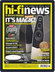 Hi Fi News (Digital) Subscription August 1st, 2015 Issue