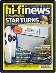 Hi Fi News (Digital) Subscription July 1st, 2015 Issue