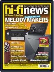 Hi Fi News (Digital) Subscription April 1st, 2015 Issue