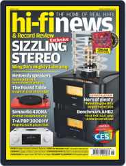 Hi Fi News (Digital) Subscription February 10th, 2015 Issue