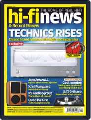 Hi Fi News (Digital) Subscription January 2nd, 2015 Issue