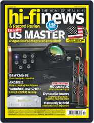 Hi Fi News (Digital) Subscription November 6th, 2014 Issue