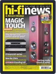 Hi Fi News (Digital) Subscription September 11th, 2014 Issue