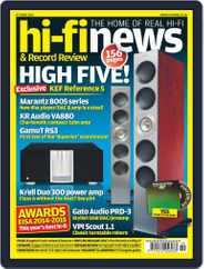 Hi Fi News (Digital) Subscription August 14th, 2014 Issue