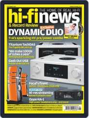 Hi Fi News (Digital) Subscription July 17th, 2014 Issue